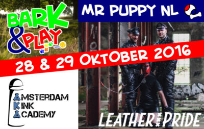 Bark & Play 4 - Mr Puppy NL